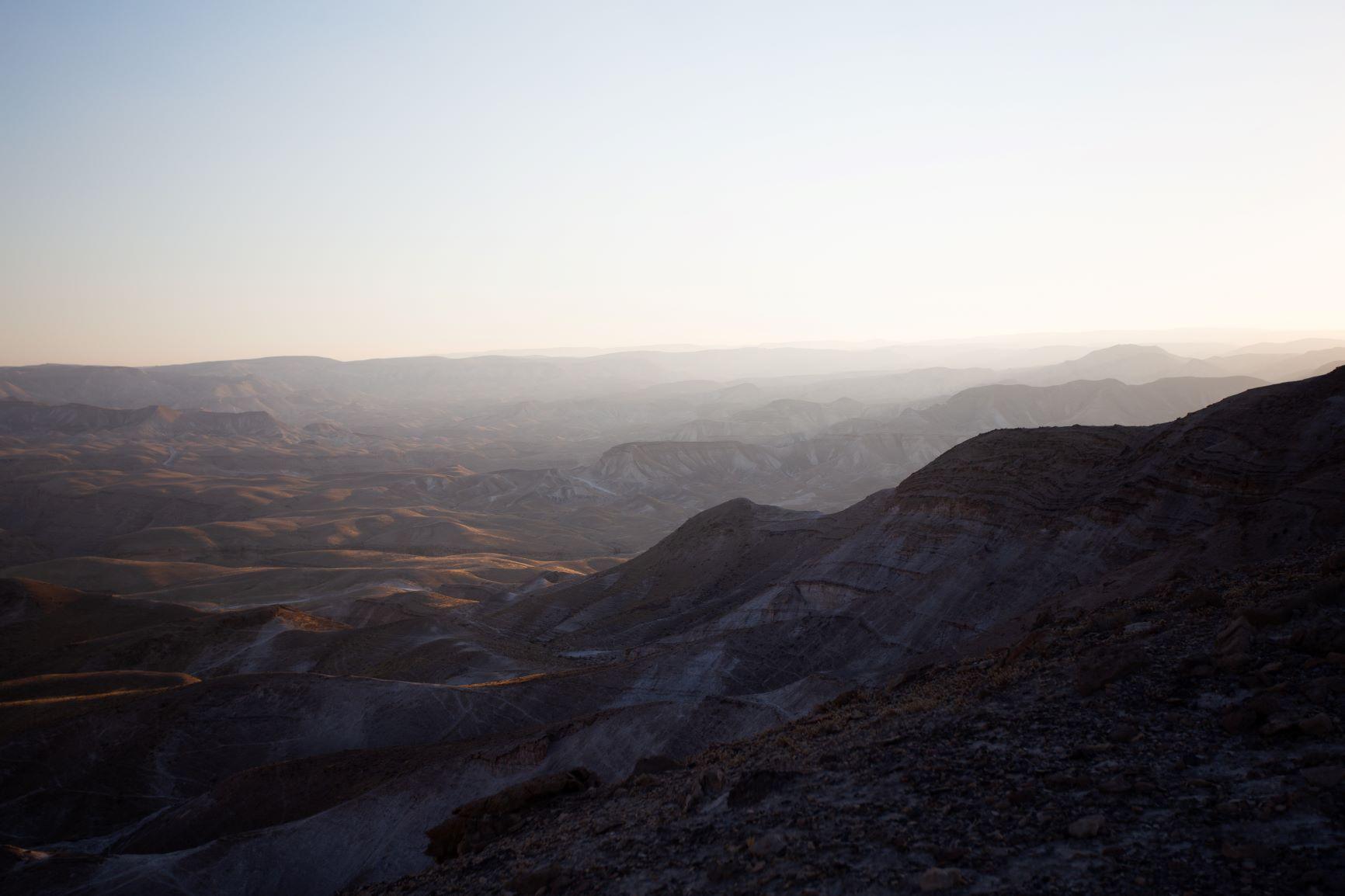 טיול ירח מלא ברמת המדבר